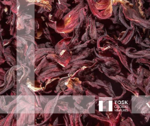 Dried Hibiscus Flower -TOSK Global